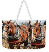 Ohio Draft Horses Weekender Tote Bag