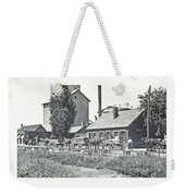 Ohio Erie Canal - Circa 1911 Weekender Tote Bag