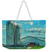 Ohio Farm Weekender Tote Bag