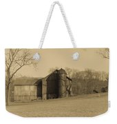 Ohio Farming Weekender Tote Bag