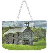 Ohio Schoolhouse Weekender Tote Bag