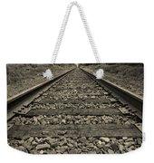 Ohio Train Tracks Weekender Tote Bag