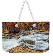 Ohiopyle Falls 2 Weekender Tote Bag