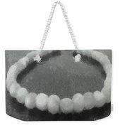 Ohrid Pearls Necklace Weekender Tote Bag