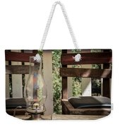 Oil Lamp 2 Weekender Tote Bag