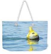Oil Painting - A Floating Marker Weekender Tote Bag