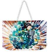 Oil Painting - Shine All Around Weekender Tote Bag