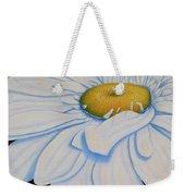 Oil Painting - Daisy Weekender Tote Bag