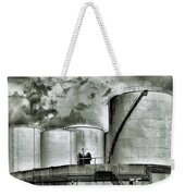 Oil Storage Tanks 1 Weekender Tote Bag