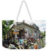 Oj House 3 Weekender Tote Bag