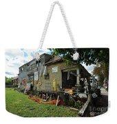 Oj House 4 Weekender Tote Bag