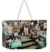 Oj House Detail 3 Weekender Tote Bag