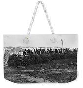 Ojibwa Lodge, 1909 Weekender Tote Bag