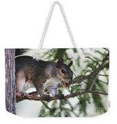 Ok You Caught Me Weekender Tote Bag by Deborah Benoit