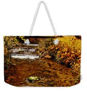 Okanagan Autumn Weekender Tote Bag