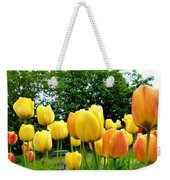 Okanagan Valley Tulips Weekender Tote Bag