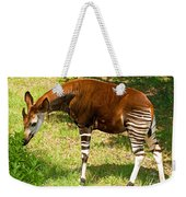 Okapi Weekender Tote Bag