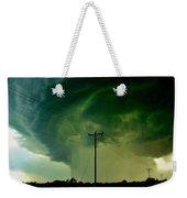 Oklahoma Mesocyclone Weekender Tote Bag