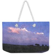 Oklahoma Storm Clouds 1 Weekender Tote Bag