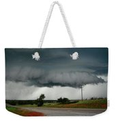 Oklahoma Wall Cloud Weekender Tote Bag