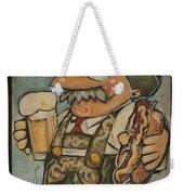 Oktoberfest Guy Poster Weekender Tote Bag