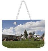 Oktoberfest Woodland Park 2014 Weekender Tote Bag