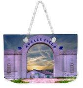Old Abeles Field - Leavenworth Kansas Weekender Tote Bag
