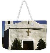 Old Adobe Church Weekender Tote Bag