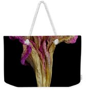 Old Age With Beauty Weekender Tote Bag