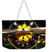 Old Airplane Propellers Weekender Tote Bag