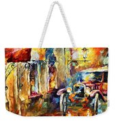 Old Alleyway Weekender Tote Bag
