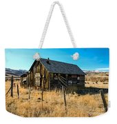Old And Forgotten Weekender Tote Bag by Robert Bales