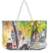 Old And Lonely In Italy 05 Weekender Tote Bag