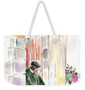 Old And Lonely In Salamanca Weekender Tote Bag