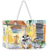 Old And Lonely In Tenerife 01 Weekender Tote Bag