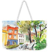 Old And Lonely In Tenerife 02 Weekender Tote Bag
