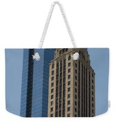 Old And New Architecture Weekender Tote Bag