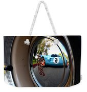 Old And New Ford Hotrods Weekender Tote Bag