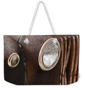 Old And Rusty Weekender Tote Bag