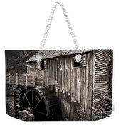 Old Appalachian Mill Weekender Tote Bag