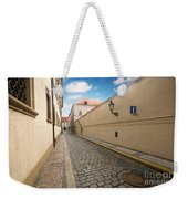Old Architecture In Prague Weekender Tote Bag