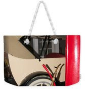 Old Automobile Weekender Tote Bag