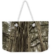 Old Banyan Tree Weekender Tote Bag