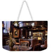 Old Bar In Charleston Sc Weekender Tote Bag by David Smith