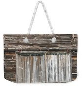 Old Barn In Maine Weekender Tote Bag by Keith Webber Jr