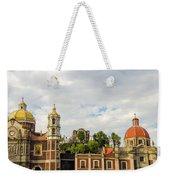 Old Basilica Of Guadalupe Weekender Tote Bag