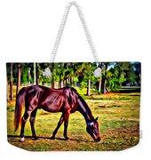 Old Bay Horse Weekender Tote Bag