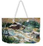 Old Bethpage Village Restoration Weekender Tote Bag