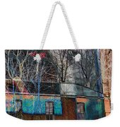 Old Bleach And Dye Works Right Weekender Tote Bag