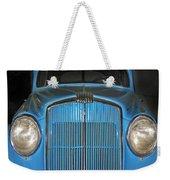 Old Blue Weekender Tote Bag